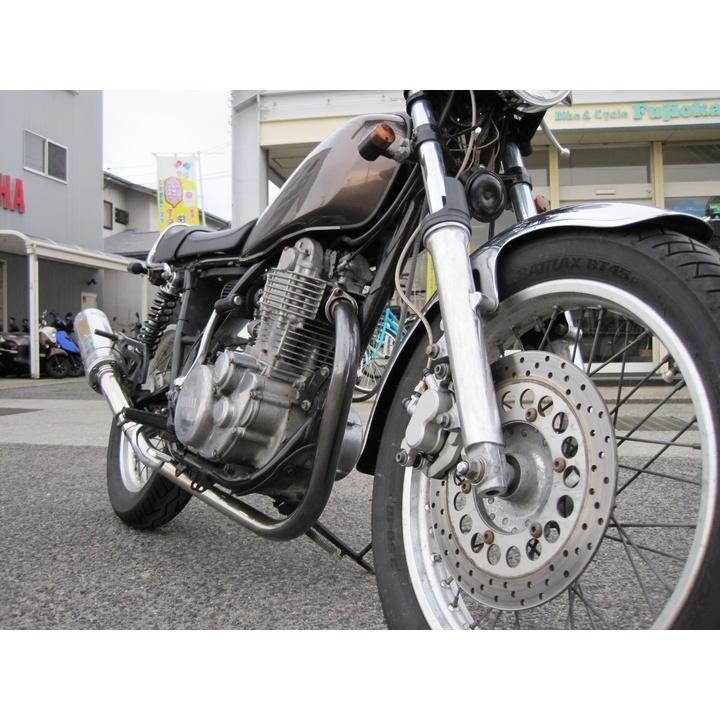 SR400 カスタム多数 ヨシムラマフラー 走行10510Km
