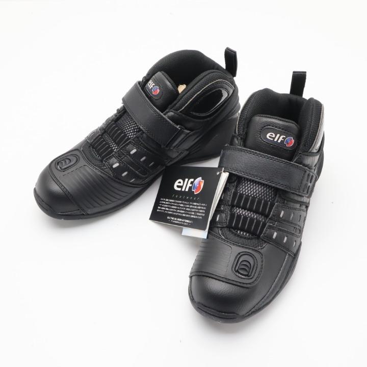 ELF 新品未使用 シンテーゼ 13 ブラック 26.0cm