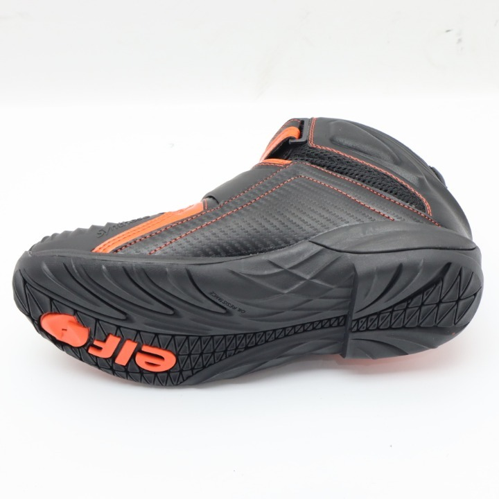 ELF新品未使用 シンテーゼ15  オレンジ 25.5cm