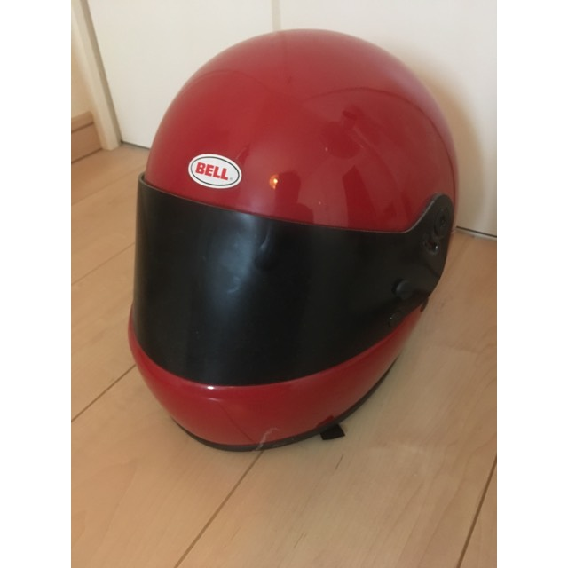 BELL TOURSTER ヘルメット 中古品