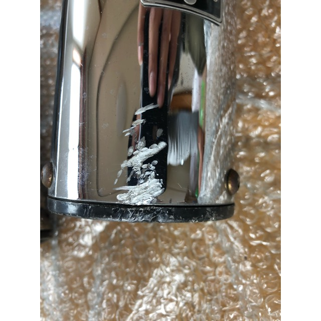【大幅値下!】kerker  VMAX1200用 スリップオンマフラー