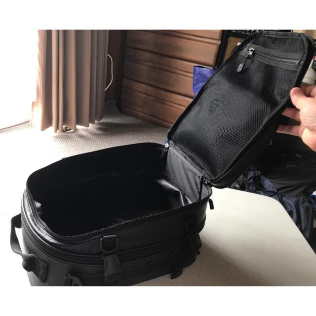 HenlyBeginsシートバッグ
