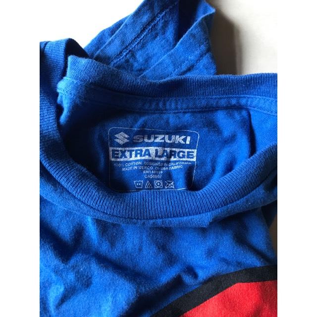 北米スズキGSX-Rシャツ(2XL)