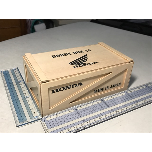 HONDAの良く分かんない箱(笑)