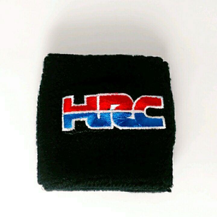 汎用 ブレーキマスターシリンダー リストバンド ソックス カバー HRC ホンダ
