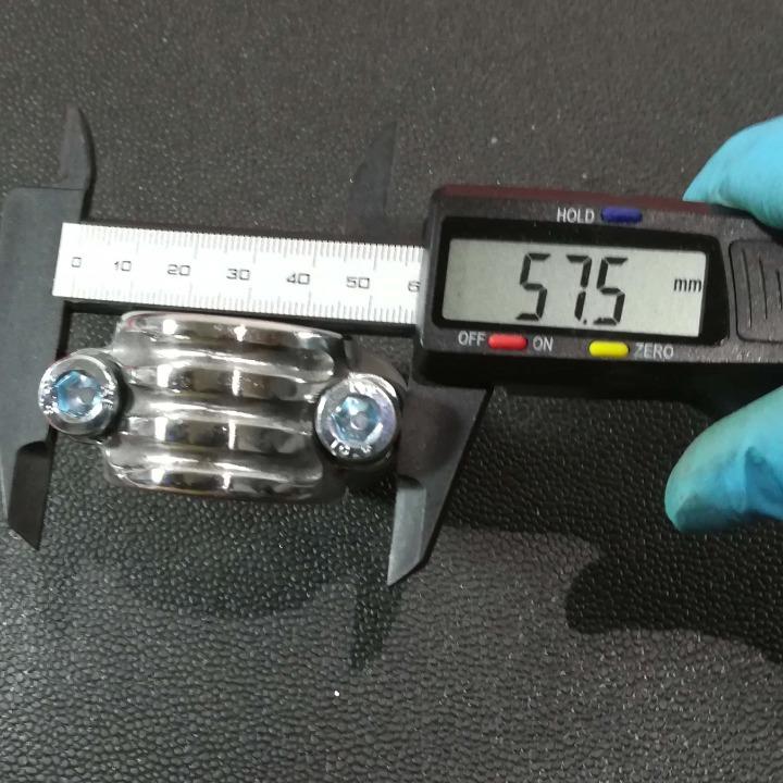 ステンレス製 ハンドルライザーロング ポスト 1インチハンドル用 ハーレー スポーツスター ダイナ