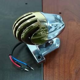 真鍮製 バードゲージテールランプ ブラス  ハーレー スポーツスター ダイナ