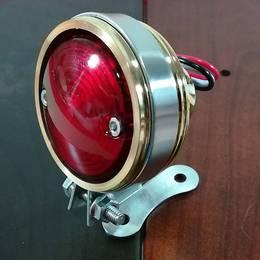 真鍮製 テールランプ ブラス LED