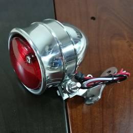 アルミ製 バレットテールランプ LED ナンバー灯あり