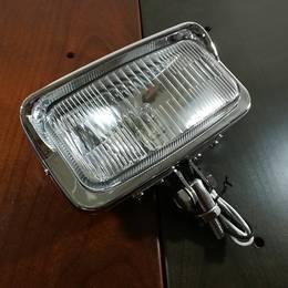 スクエアヘッドライト クロームメッキ H3バルブ
