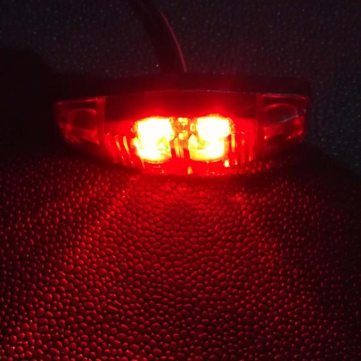 ミニルーカス LEDテールランプ SR ドラッグスター レブル