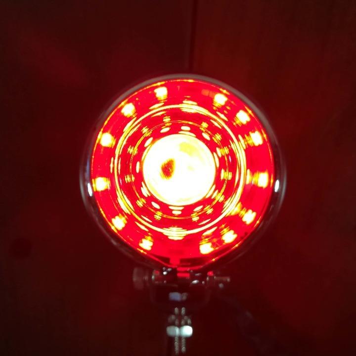 GUID風テールランプ LED SR ドラッグスター レブル
