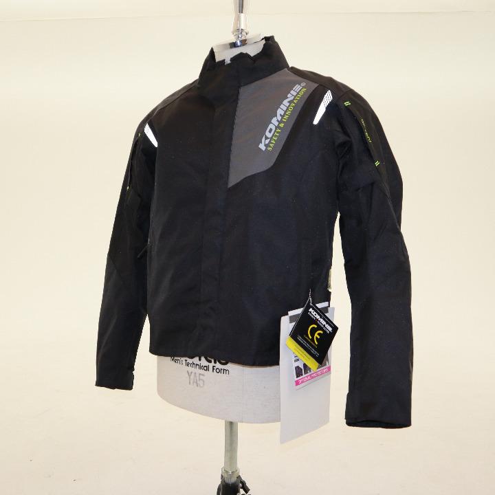 新品未使用 コミネ JK-581 PROTECT WJKT-AGATA ブラック XL