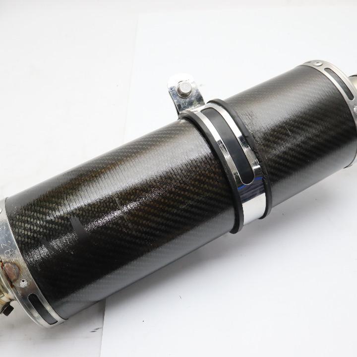MT-07('16外し) DELKEVIC製ステンレスフルエキ