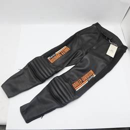 ハーレーダビッドソン レザーパンツ /革 434076 Lサイズ