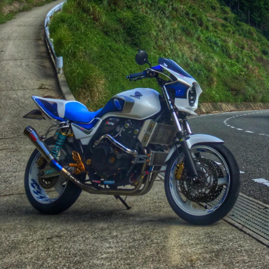 CB400SF  Revo  NC42中期 ABS