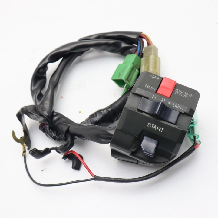 ZZ-R1100 ZXT10C 純正スイッチボックス/集合スイッチ 左右セット ZZR1100