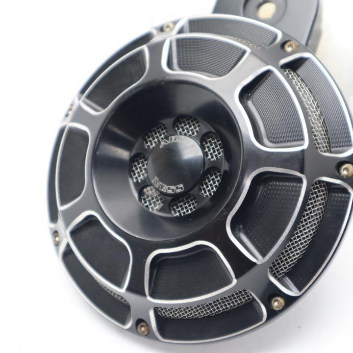ARLEN NESS ビレットホーン 12V用 ハーレーなどに アレンネス