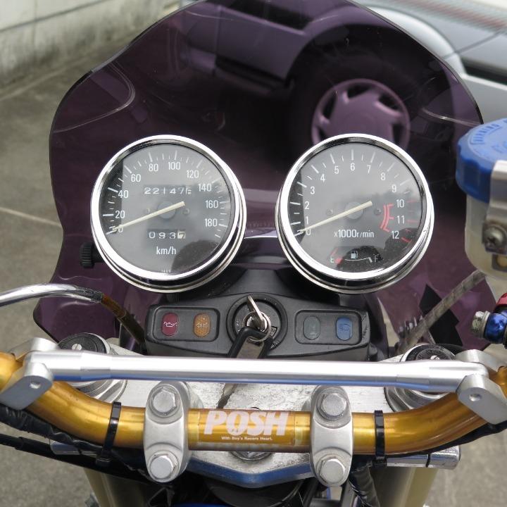 ゼファー750 ZR50C-019*** 実動 車検付き