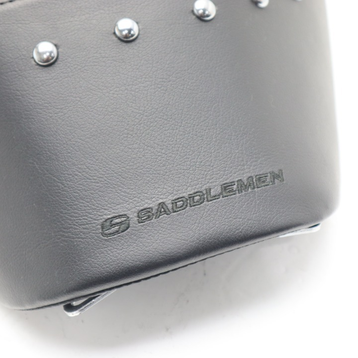 ハーレー ツーリングモデル ADDLEMEN ソロシート/シングルシート FLT/FLH サドルメン