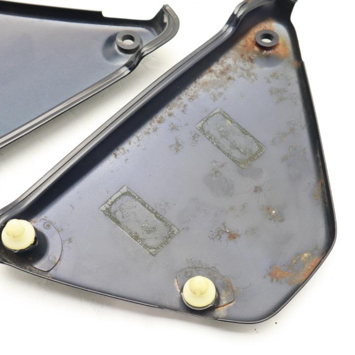 GB400TTNC20 純正 サイドカバー 左右セット 金属製