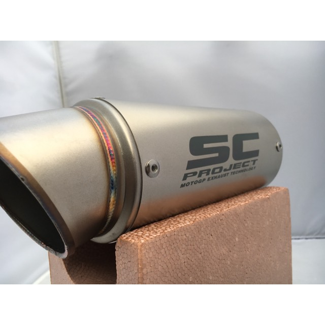 汎用サイレンサー 50.8