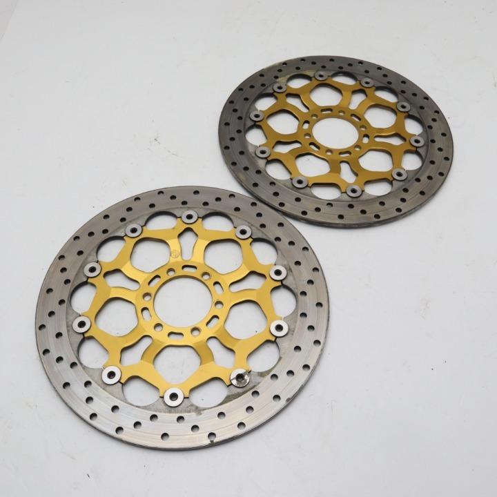 DUCATI 純正 ST2/ST3/ST4/MS4など フロントブレーキディスクローター ブレンボ brembo