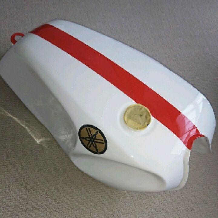 初期型RZ TZカラー外装 カフェレーサー