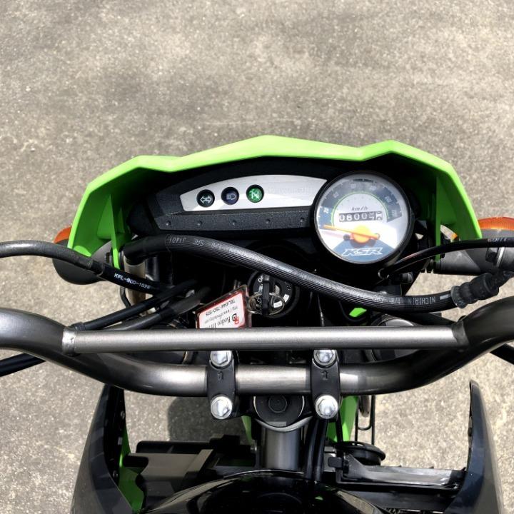 KSR110  JKAKL110 実動 好調エンジン