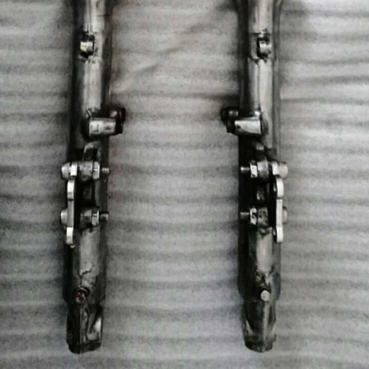 初期型RZ  brembo ブレンボ換装セット他