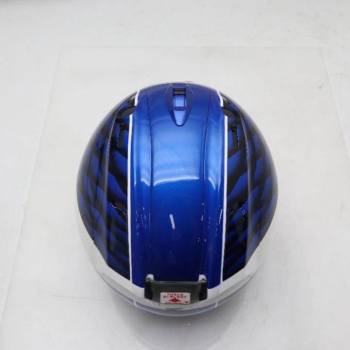 未使用品★ARAI(アライ)RX7X タイラレーシングブルー 59.60