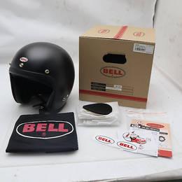 新品未使用★BELL(ベル)500TXJ フラットBK L