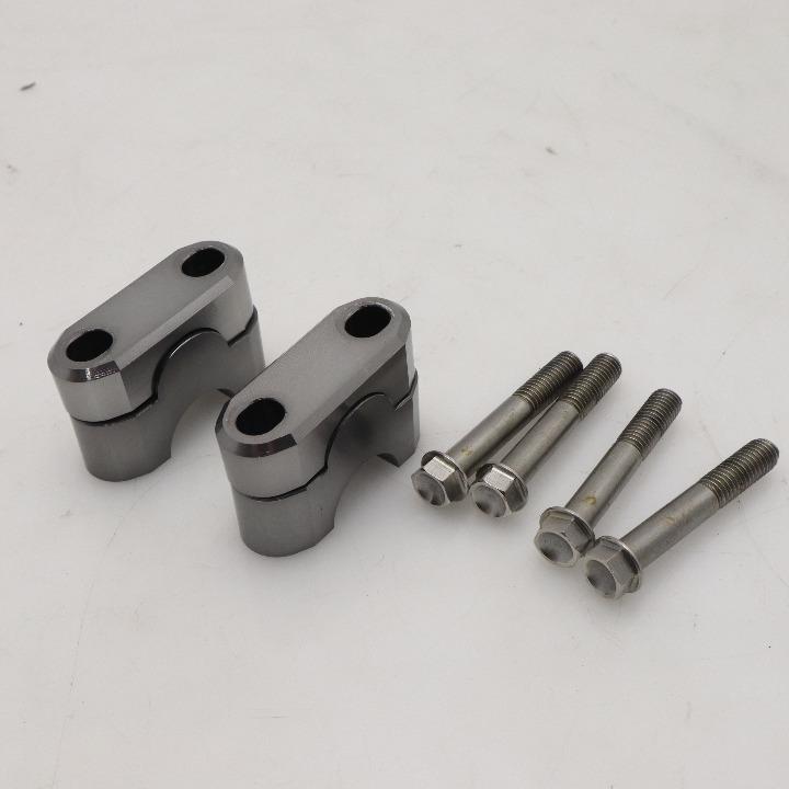 ZETA バーライズキット 19mmアップ ZE53-0119