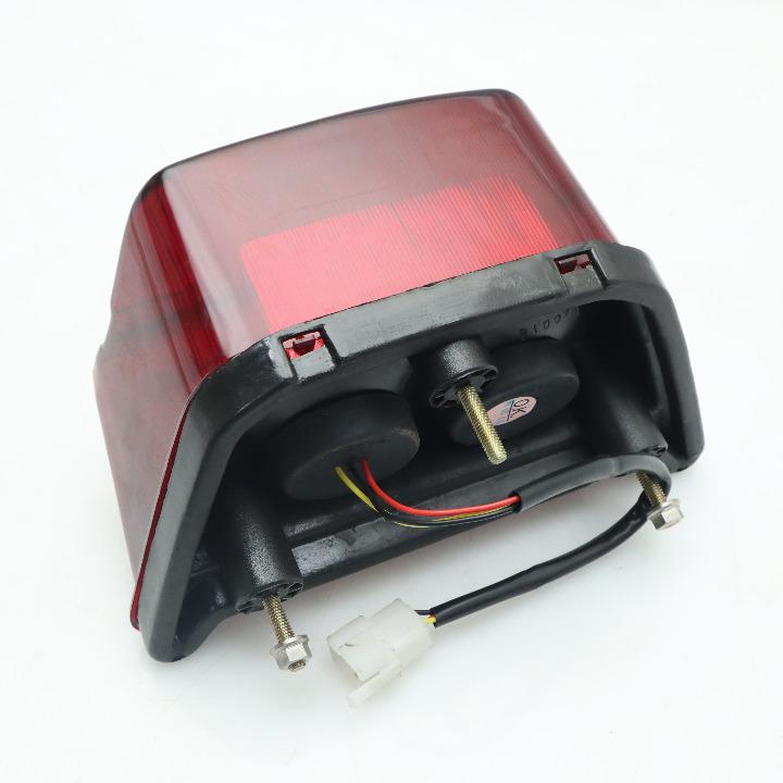 ZRX1200R  点灯確認済み LEDテールランプ スモークレンズ