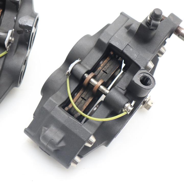 ZRX1200R 社外 フロントブレーキキャリパー NISSIN/ニッシン