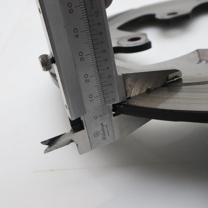 ZRX1200R 社外 リアブレーキディスクローター SUNSTAR/サンスター