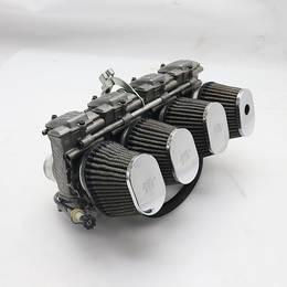 ZRX1200R  実働車 KEIHIN ケーヒン FCR K&Nエアフィルター