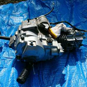 GS50 エンジン スタンド付き