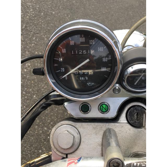 スズキ イナズマ400