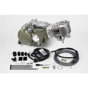 SP武川 タケガワ 01-00-1502 Rステージコンプリートエンジン 106cc 標準仕様 モンキーFI