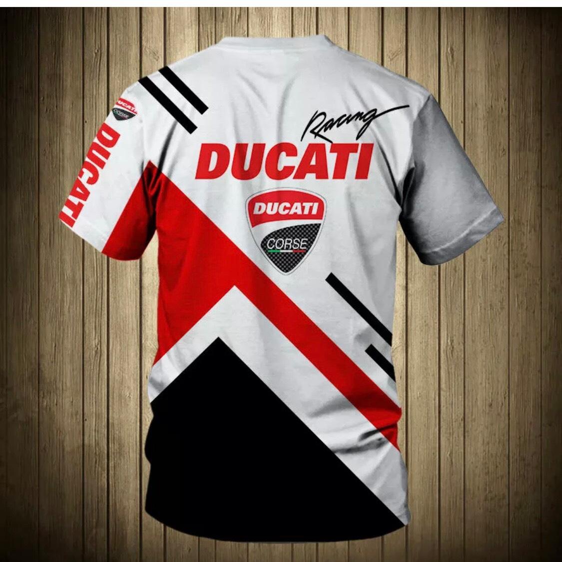 DUCATI ドゥカティ Tシャツ ーリングなどに 各サイズ
