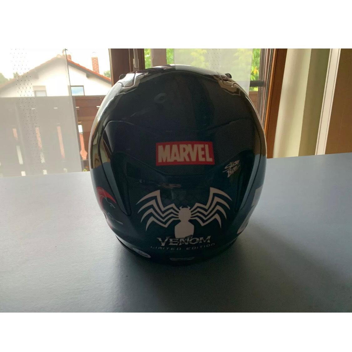 希少 廃盤 HJC ヴェノム VENOM ヘルメット サイズS