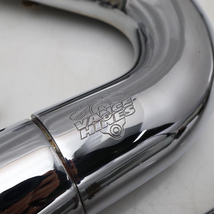 ソフテイル ブレイクアウト FXSB1580 2014 バンス&ハインズ ビッグラディウス マフラー