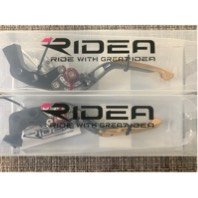 RIDEA ZZR1400 ZX-14R等 可動式ブレーキ&クラッチレバー 新品未使用