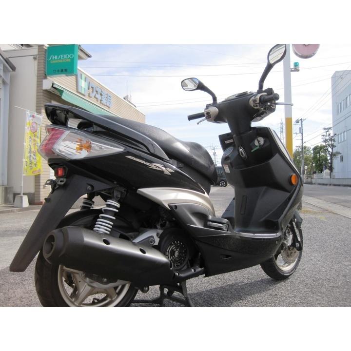 シグナス125X SR FI 台湾モデル 自賠責保険令和2年12月まで付