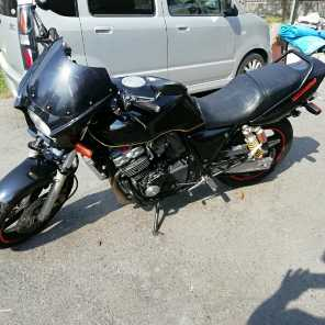 スーパーフォア400cc [鹿児島市~]