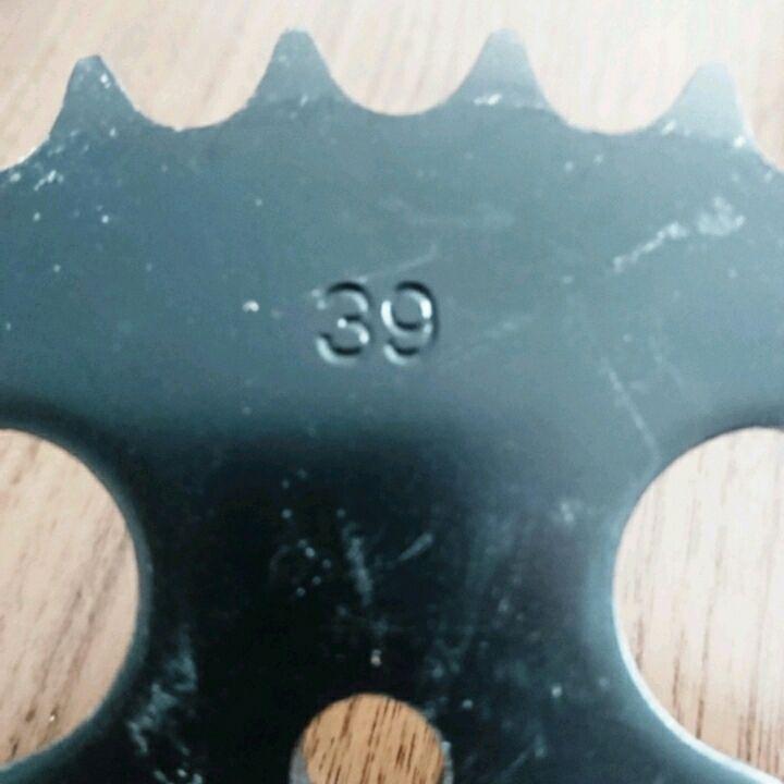 絶版品 RZ350 4U0 純正未使用スプロケット