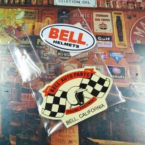 BELL ベル ステッカー 二種類 新品