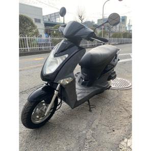キムコアジリティー50cc豊中市利倉