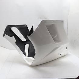 CBR1000RR SC57 A-TECH FRP アンダーカウル ストリートタイプ 白ゲル